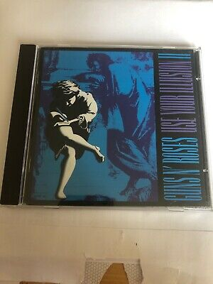 Guns N' Roses - Use Your Illusion II (Parental Advisory, 1991)