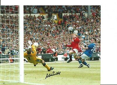 Footballer Autograph Neville Southall Everton Signed 10x8 inch Photograph JM266