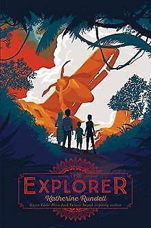 The Explorer by Rundell, Katherine   Book   condition good