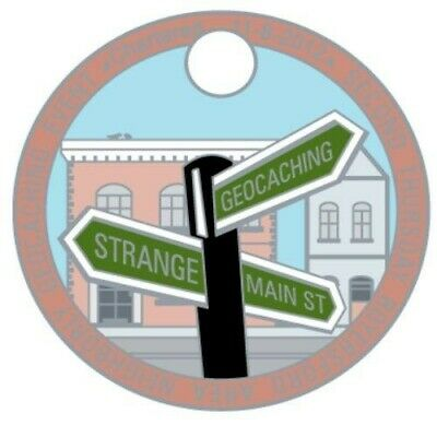 Pathtag 27775 - Street Signs - Geocaching