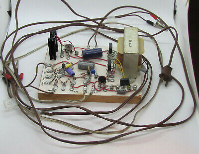 Regulated Battery Eliminator Power Supply for 1920s Radios. Works Well.