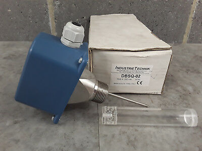 Industrie Technik Stainless Steel Float or Level Switch DBSQ-02 *