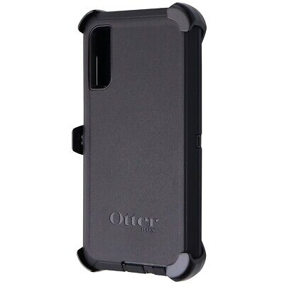 OtterBox Defender Series Case and Holster for Samsung Galaxy A50 - Black