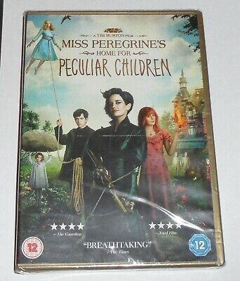 dvd MISS PEREGRINES HOME FOR PECULAR CHILDREN