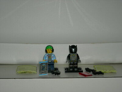 In Hand New 2019 71025 Lego Series 19 Video Game Guy/Bounty Hunte Minifigure Set