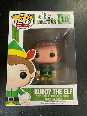 Pop! Holidays: Elf the Movie - Buddy the Elf - NIB - #10