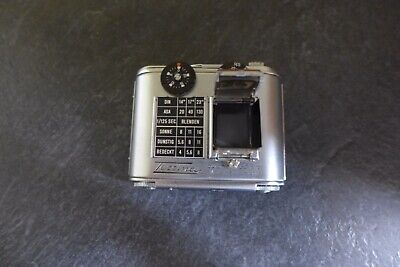 Tessina 35 MM Automatic Camera 1/2 Frame Excellent, Tested