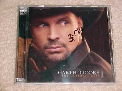 Garth Brooks - The Ultimate Hits -  CD