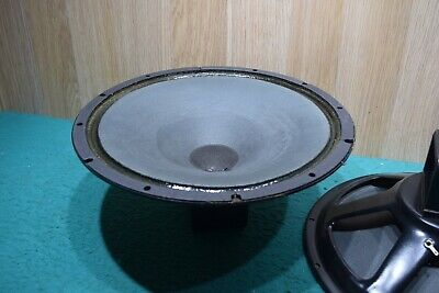 Vintage Peerless Guitar/Instrument Speaker CM 120 W 12 inch 4 OMS  NEW OLD STOCK