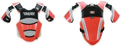 "Tekrider ""Sx Prolite Max"" Tekvest Snowmobile Armor Chest Guard Size Xs - Sale!"