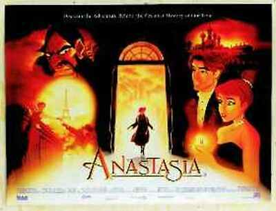 Anastasia (A) Original Movie Poster