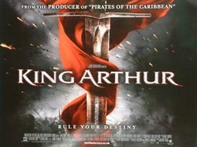 King Arthur (Double Sided) Original Movie Poster