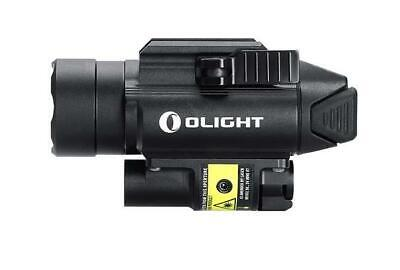 Olight PL-2RL Baldr 1200 Lumen Weapon Light & Red Laser | XHP 35 HI 2* CR123A