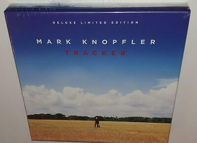 Mark Knopfler Tracker Super Deluxe 2Cd + Dvd + Vinyl Lp Boxset