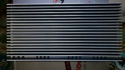 Soundstream MC-245 5-Channel SQ Old School Amplifier..Made In USA!