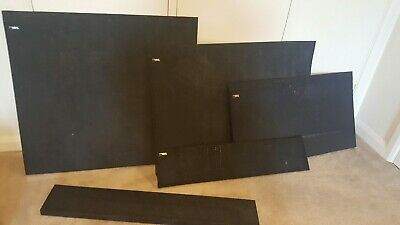4 Assorted SizesTYREX Solid Rubber Wheelchair / Scooter Ramps