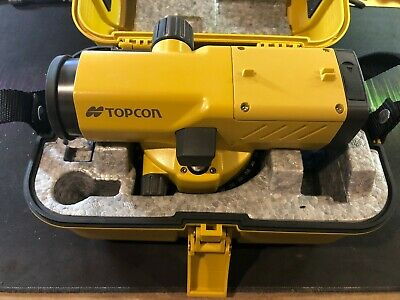 Topcon  AT-B Series Automatic Level with Magnetic Dampened Compensator