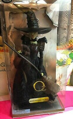 Disney Store Oz The Great and Powerful Wicked Witch of the West Doll