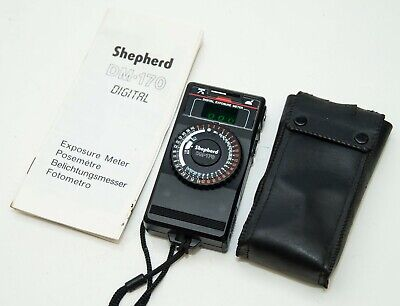 Shepherd DM-170 Digital Exposure Meter