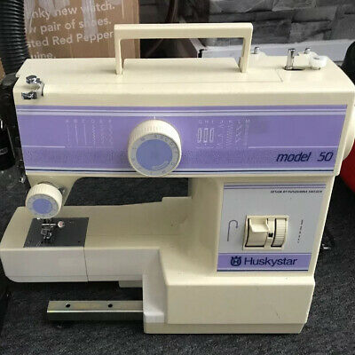 Huskystar Sewing Machine Model 50 - Spares/Repairs