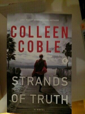 2019 ARC Strands of Truth by Colleen Coble Sep 10