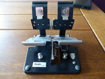 BOOTS SUPASPLICE Film Cutter Super 8 and standard 16 made in Japan 70s/80s