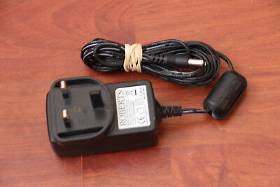 Official Roberts Crd42 5V Mains Charger Power Supply.