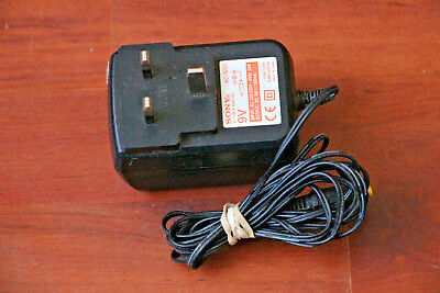Official Sony 9V Ac-S911 Uk 3 Pin Power Supply.