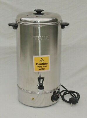 Buffalo Burco Water Boiler/Tea Urn Model GL347-02 20 Litre Capacity