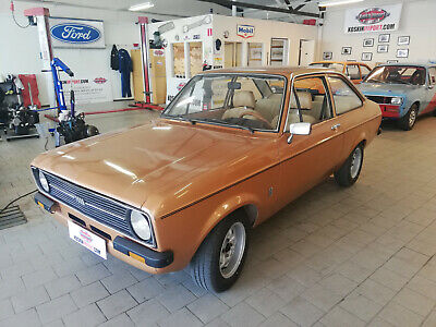 Ford Escort MK2 1.3 Automatic, 1680cc and manual box fitted.