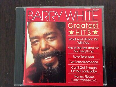 Barry White - Greatest Hits (1998)