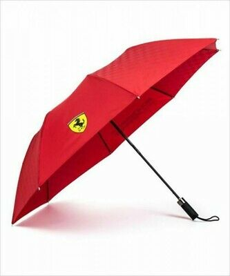 Ferrari SF Compact Umbrella 2018 Red 89 130181055-600 8719203145976