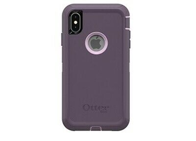 OtterBox DEFENDER SERIES SCREENLESS EDITION Case for iPhone Xs Max PURPLE