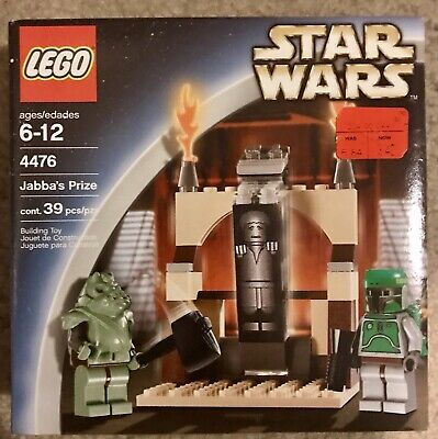 LEGO Star Wars 4476 Jabba's Prize, New, Sealed, free US shipping