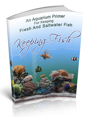 Keeping Fish PDF eBook with Private Label Rights PLR