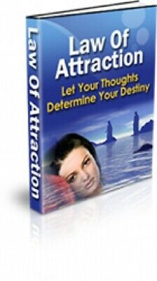 Law of Attraction PDF eBook with Private Label Rights PLR