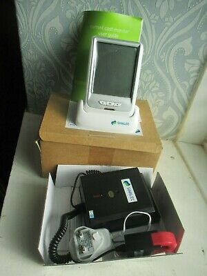 British Gas Real Time Electricity Monitor Energy Meter & Standby Saver CC128