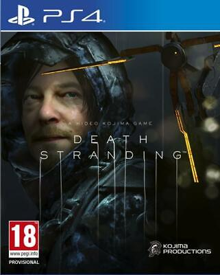 Death Stranding Ps4 Eu Nuovo Playstation 4 Metal Gear Solid Ita Disponibile