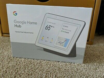 Google Home Hub with Google Assistant (Chalk) (GA00516-US)