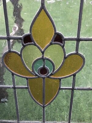 Victorian Stained Glass Windows x20 Beautiful Matching Set