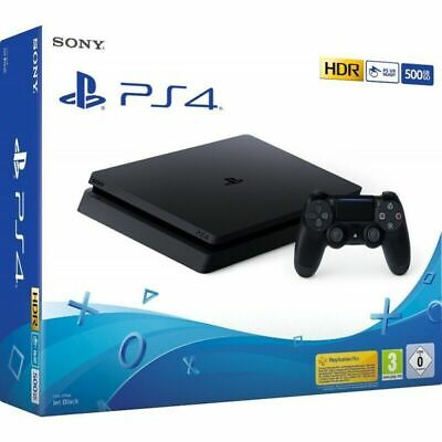 Sony PS4 500GB F CHASSIS BLACK - Nuova