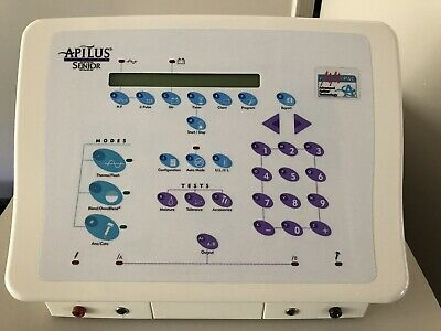 Apilus Senior II Professional Electrolysis Machine for Permanent Hair Removal