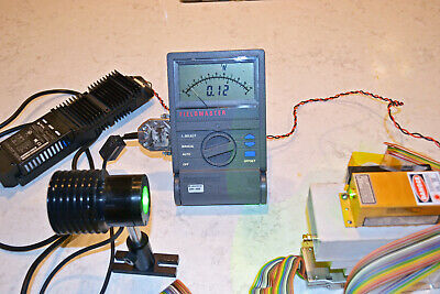 Coherent DPSS 532nm laser 100mW SLM Compass 315M-100 120mW tested