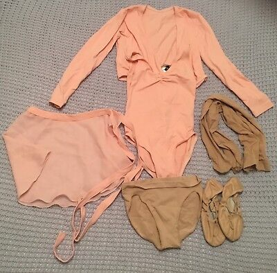Girls Ballet Outfit Size 2-3