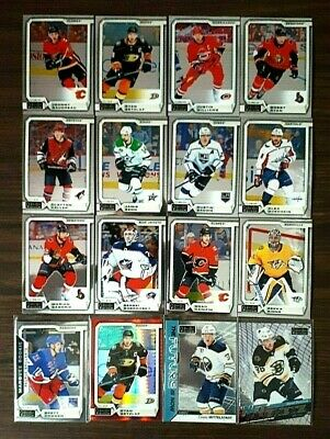 2018-19 OPC Platinum Lot 12 Base + 1 RC + 1 Red + 1 Future is now + 1 Net Magnet