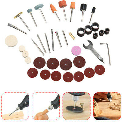 40pcs Set Grinding Polishing Accessories For Electric Drill Grinder Rotary Tools