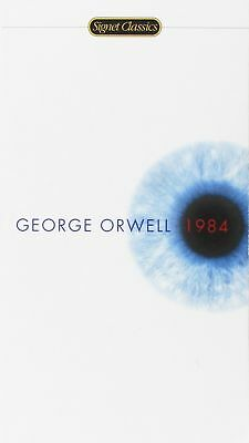 1984 By George Orwell Signet Classic Édition