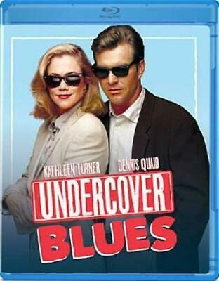 UNDERCOVER BLUES (Region A BluRay,US Import,sealed.)