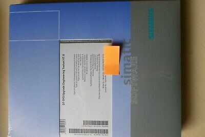 D7-SYS Upgrade Engineering Toolset V7.0 simatic SOFTWARE Siemens Originalverpack