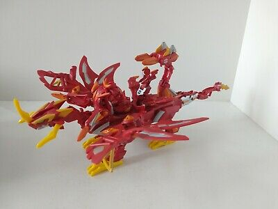 Bakugan Gundalian Invaders Dragonoid Colossus 100% Complete With All Parts